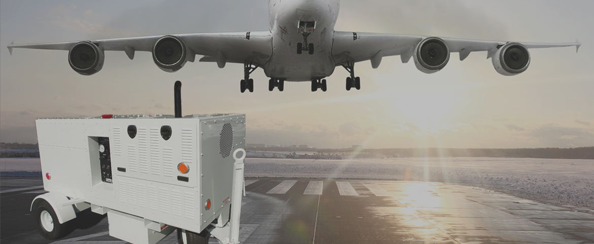 We manufacture GSE airplane heaters and beltslitters